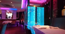 *TALENTED BARTENDERS & CHEFS FOR LUXURIOUS RESTAURANT AND LOUNGE, CANNING TOWN*