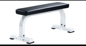 Wanted - flat weight bench