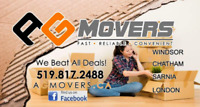 AG MOVERS - FAST & RELIANT MOVING COMPANY SERVING SOUTHERN ONT.