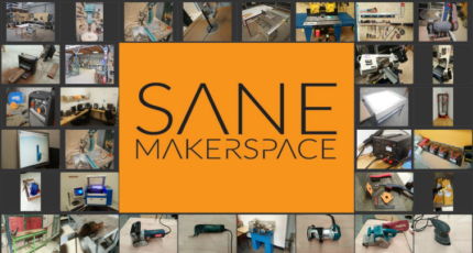 Community Workshop with heaps of tools, SANE Makerspace