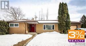 Family home on quiet street in Valleyview area ~ by 3% Realty