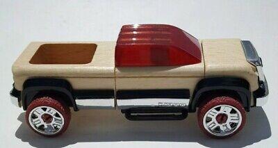 Automoblox Mini T900 Truck - Wooden Play Vehicles