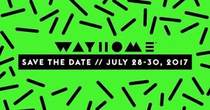 SELLING FULL WEEKEND WAYHOME TICKET