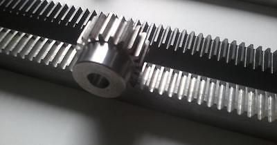 Rack 1500mm59 14t Pinion Gear Module 1.0 Cnc Kit Router Plasma Laser Mill