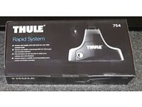 Thule Rapid System 754 Roof Rack Fitting System