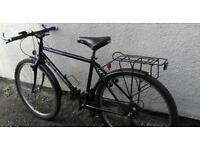Townsend black diamond bike