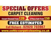 Carpet Upholstery Rug and Mattress cleaning Est 1995