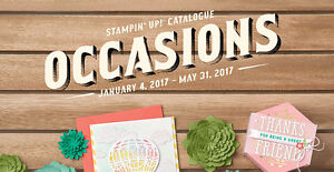 "Last Chance for Stampin"" Up Sale-A-Bration Free offers"