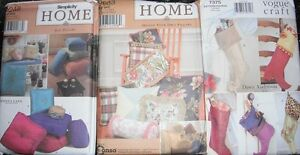 9 Sewing Patterns for $30 - NEW Gatineau Ottawa / Gatineau Area image 2