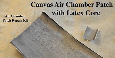 Latex Canvas Air Chamber Patch Kit For Repairing Sleep Number  Bed Air Chambers