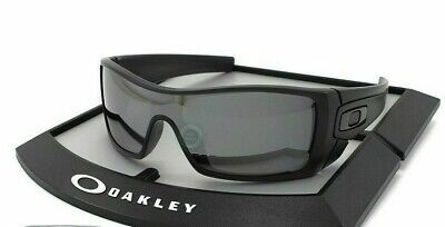 Oakley Batwolf POLARIZED Sunglasses OO9101-35 Matte Black Ink W/ Black Iridium