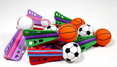 216 x Softball Darts Basketball Fußball Baseball Spielzeug Kinder