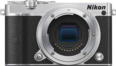 Nikon 1 J5 Digital Camera (Body Only) - Silver