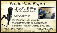 Studio & Enregistrement