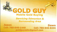 I BUY GOLD,SILVER,PLATINUM COINS AND MORE CASH PAID