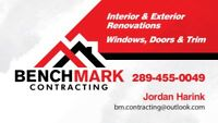 Renovation/Carpentry Services