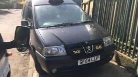 BREAKING Peugeot Expert E7 Taxi 2.0 Black door bumper wing window glass front rear offside nearside