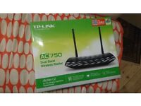 wireless router tp-link ac 750
