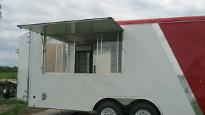 24' Food Trailer For Sale