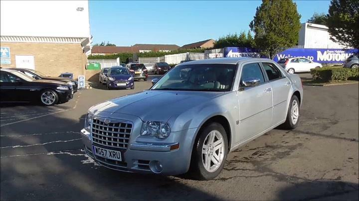 2007 chrysler 300c chrysler 300c 3 0 v6 crd auto diesel for Chrysler 300c diesel
