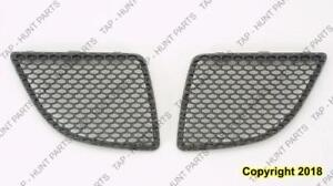 Grille Passenger Side Black Without Special Edition PONTIAC GRAND PRIX 2004-2008