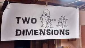 Two Dimensions (Live Music) Cornwall Ontario image 1