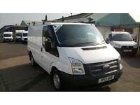 Ford Transit T280 S/W/B Low Roof Van Tdci 100Ps DIESEL MANUAL WHITE (2013)