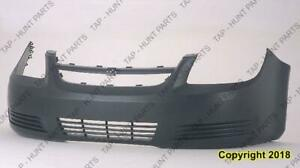 Bumper Front Base-Ls-Lt Models Primed Without Fog Chevrolet Cobalt 2005-2010