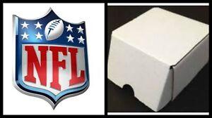 200 NFL Football Cards + 5 Jerseys + Tom Brady & Drew Brees