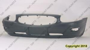 Bumper Front With Fog Light Hole Buick LeSabre 2000-2005