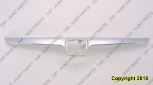 Grille Sedan/Hybrid All Chrome Honda Civic 2006-2008