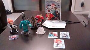 Ensemble de jeu Infinity pour console WII