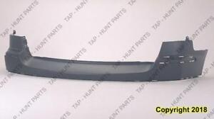 Bumper Rear Upper Primed With End Hole For Chrome Trim Ltd/Touring Chrysler Pacifica 2004-2007