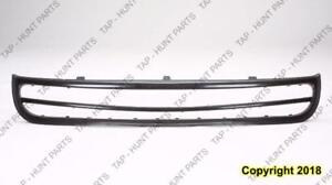 Grille Moulding Lower Without Fog Lamp With Center Bar Volkswagen Beetel 1998-2005
