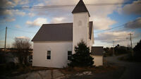 CHURCH FOR RENT/LEASE IN WEST DOVER