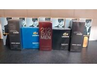 Perfumes and fragrances great Christmas presents