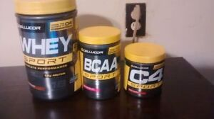 Cellucor Whey Sport Protein Powder,bcaa sport,c4 sport