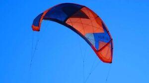 14m Airrush Lithium kite and bar