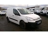 Citroen Berlingo 625 X L1 Hdi DIESEL MANUAL WHITE (2014)