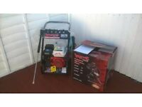 Brand New Wurzburg Professional Petrol Pressure Washer 3000psi 6.5hp £175 Can Deliver
