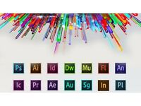Adobe CC - Creative Cloud - MAC OR PC
