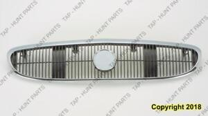 Grille [2003 Second Design] [2004 All Models] [2005 Without Anniversary Package] Buick Century