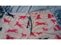 Hatley Ruff Night NEW pyjama bottoms size 20