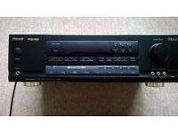 Sherwood R-125RDS audio/video receiver amplifier
