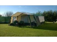 Conway Royale Trailer Tent 320L - Shepton Mallet * NEW PRICE £350*