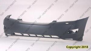 Bumper Front Primed Withwasher Hole Without Cruise Control  Japan Built Lexus RX330 2004-2006