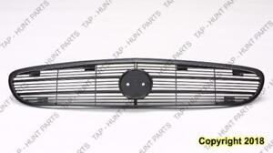Grille Gs Primed Black Buick Regal 1997-2004