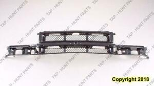 Grille Black Lt/Ls/Zr2 Model S10 Chevrolet Blazer 1998-2000
