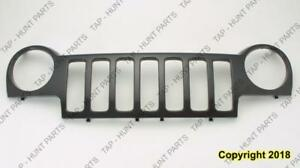 Grille Black Jeep Liberty 2002-2004