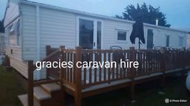6 BERTH CARAVAN (HALF TERM AVALIABLE)